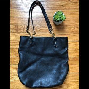 Michael Kors | Pebbled Leather Shoulder Bag